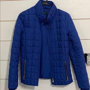 JCREW jacket. Royal Blue. Size XS.